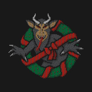 Krampus Busters t-shirts