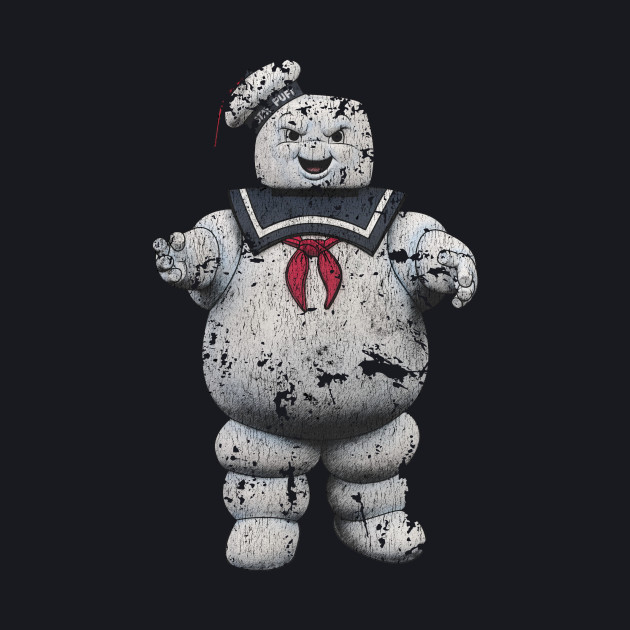 Stay Puft - Vintage