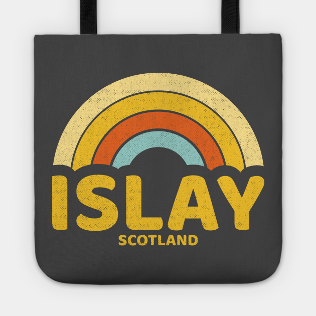 Retro Islay Scotland