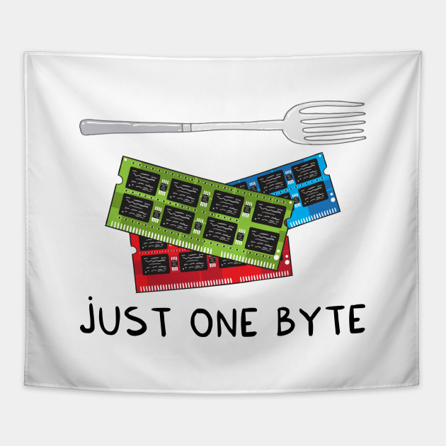 Just one byte