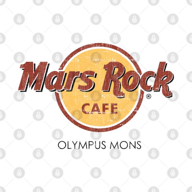 Mars Rock Cafe ✅ Olympus Mons