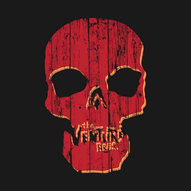 Venture Bros. Skull - 3