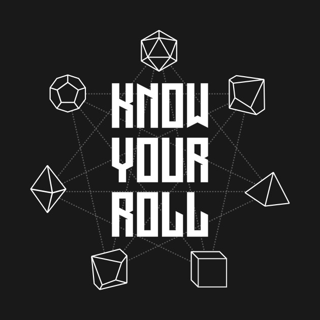 Know Your Roll
