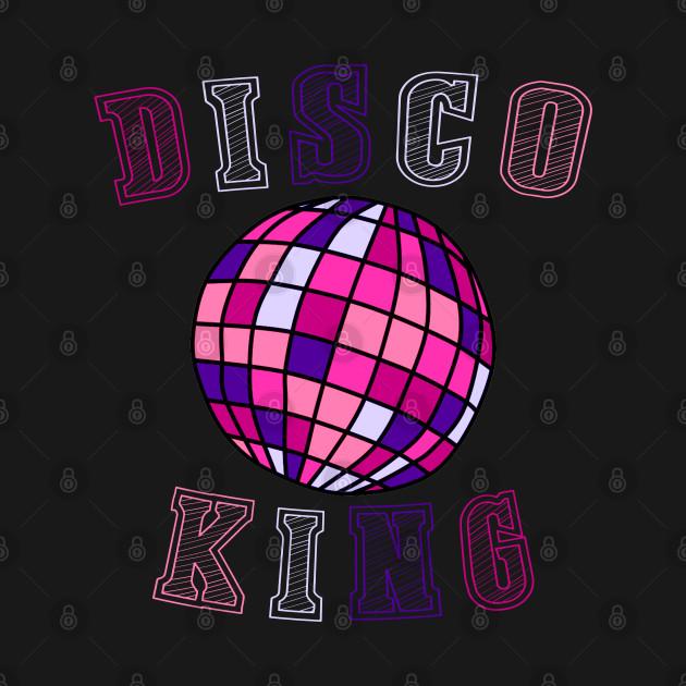 Vintage Disco Queen 80'Retro Themed Design