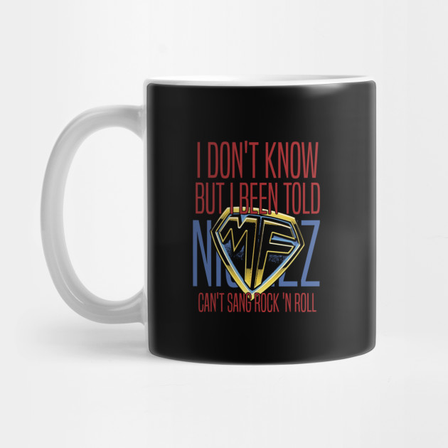 Mother's Finest Can't Sang Rock 'N Roll Mug