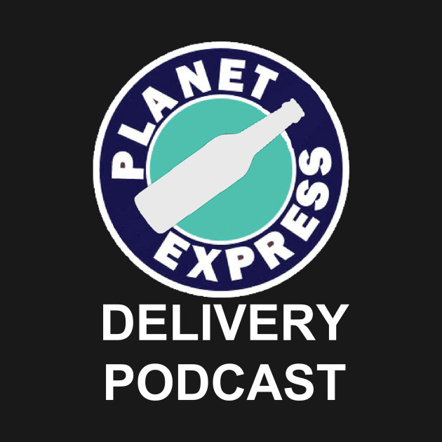 Planet Express bottle logo