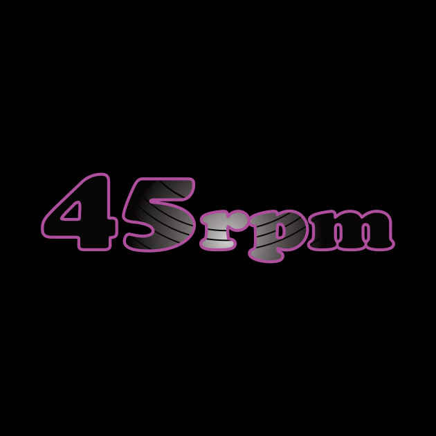 Vinyl Record Gift Retro Music 45 Rpm Records Player