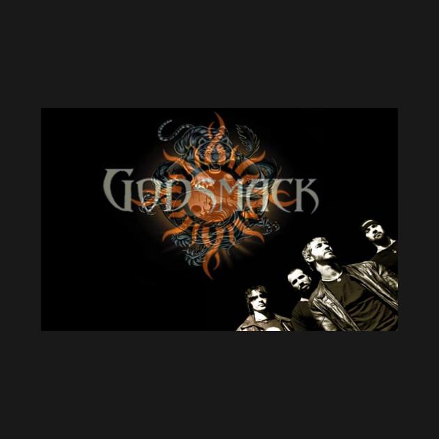 Godsmack 4 Godsmack T Shirt Teepublic