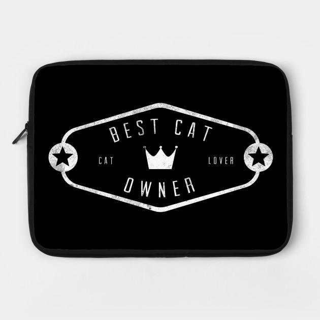 best cat owner black merch