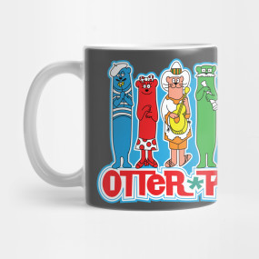 Otter pops characters