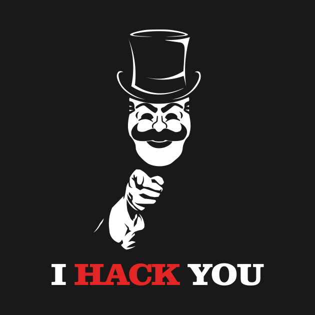 Uncle FSociety I Hack You Mr Robot
