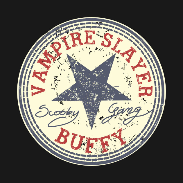 BUFFY VAMPIRE SLAYER SCOOBY GANG