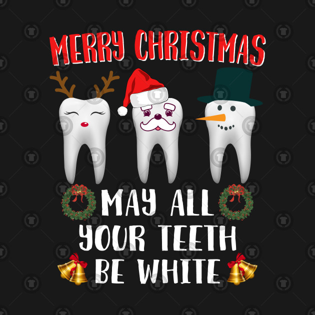 Dentist Funny Quotes Christmas Thanksgiving Reindeer Santa Snow Teeth  Costume