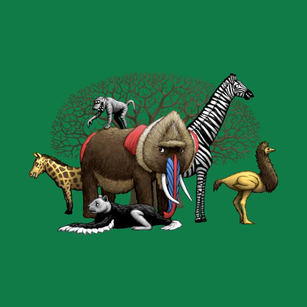 Strange Safari