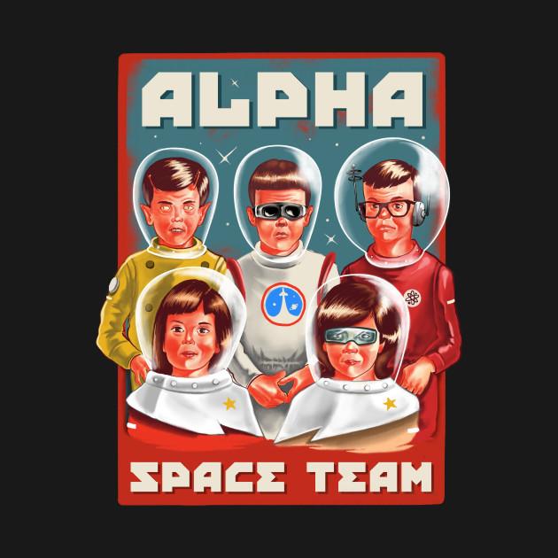 Alpha Space Team