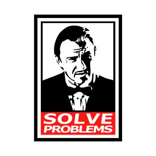 Solve problems t-shirts