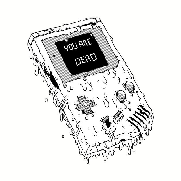 DeadBoy (ORIGINAL NINTENDO GAMEBOY)