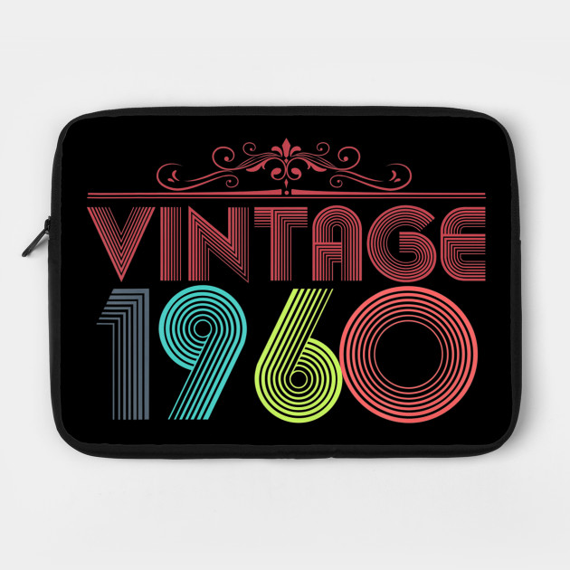 60 Years Old Vintage 1960 60th Birthday Gift Ideas Men Women