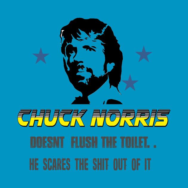 Chuck Be Tough.