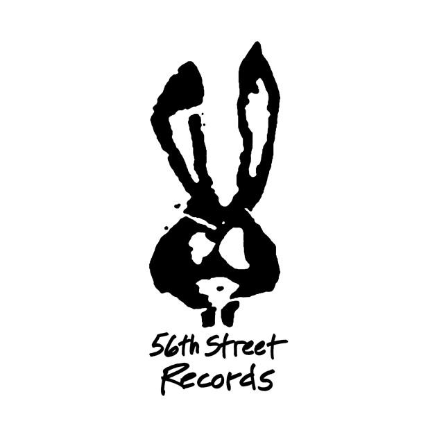 56th Street Easterbunny (black ink)