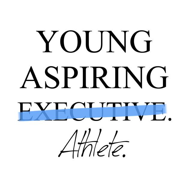 Young Aspiring Athlete