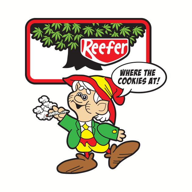Reefer Cookies - Ernie The Stoned Elf
