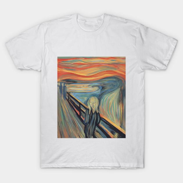 Denizko Art The Scream