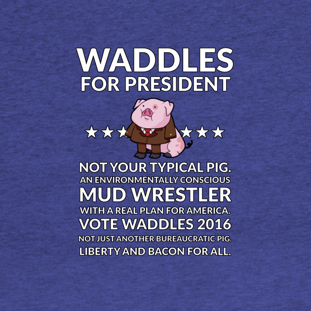Waddles 2016