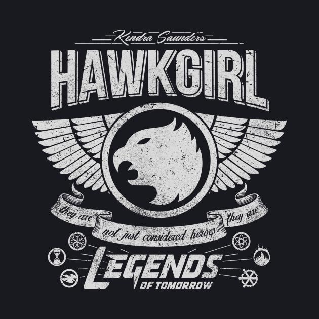 Legends Of Tomorrow - Hawkgirl