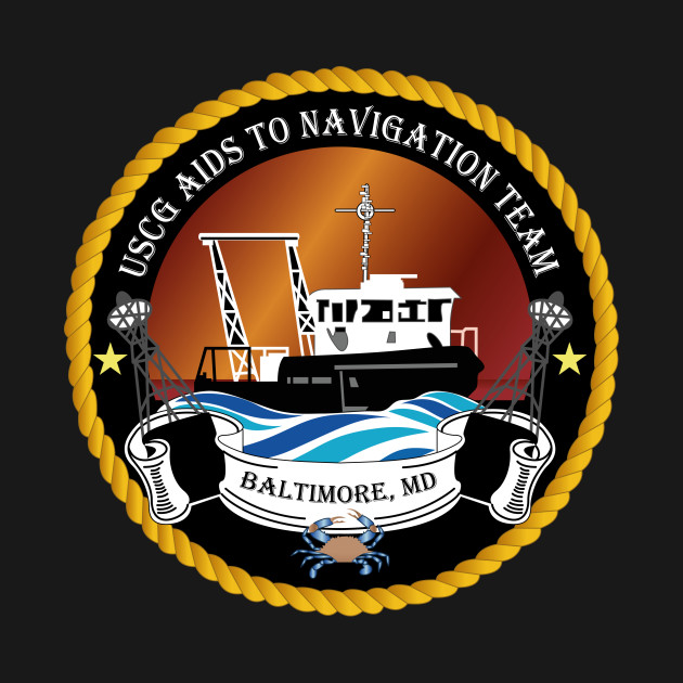 Aids to Navagation Cost guard baltmore