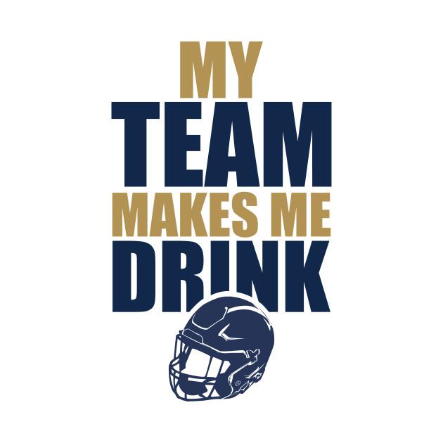 NFL St. Louis Rams Drink