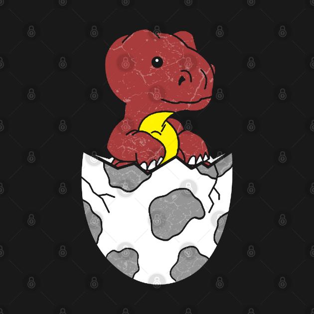 Cute Baby Dino