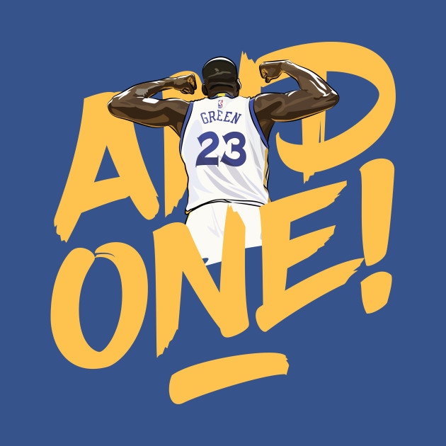 Draymond Green And One