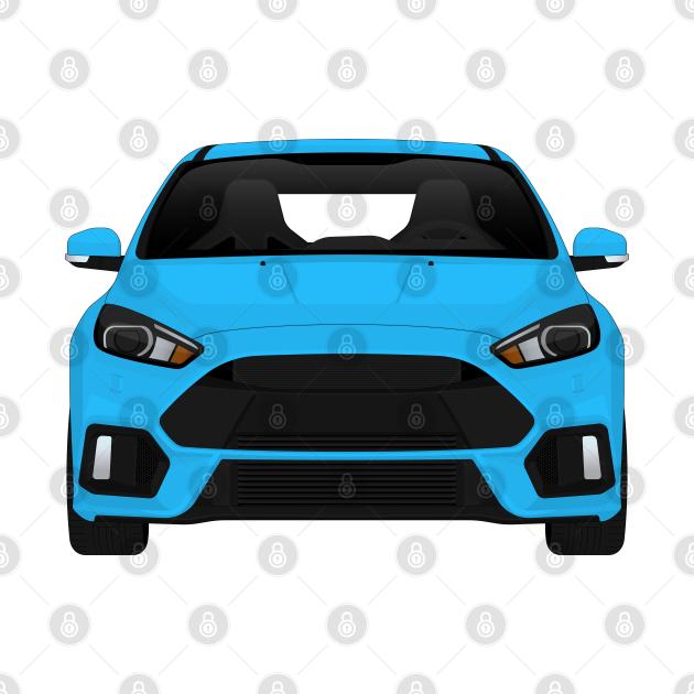 Focus RS Blue