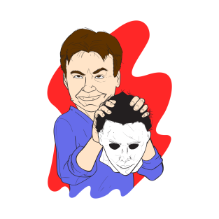 Michael Myers Unmasked t-shirts