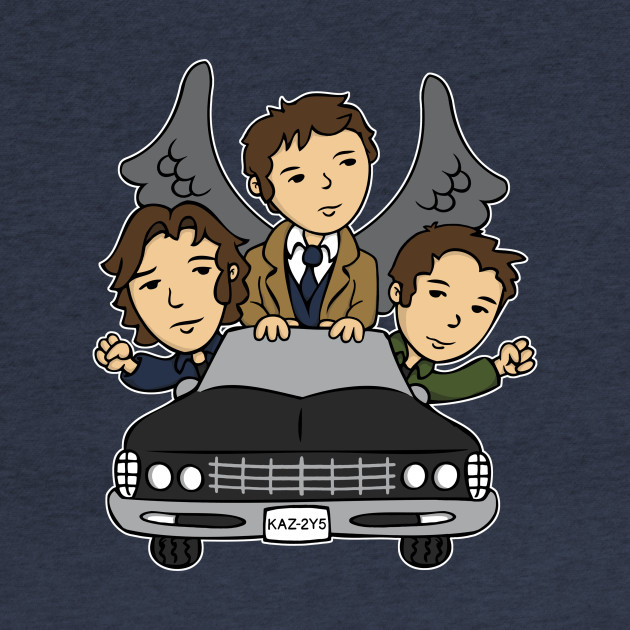 Supernatural Joy Ride