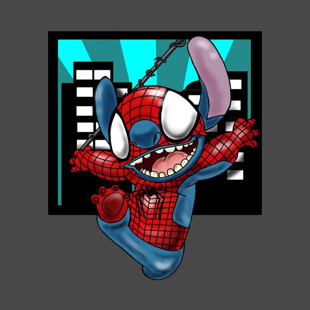 Spider Stitch