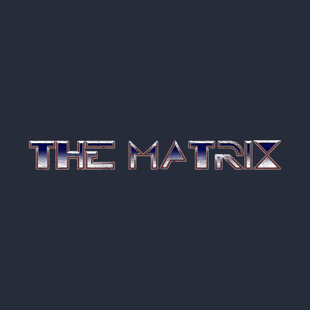 "THE MATRIX (a la ""TRON"")"
