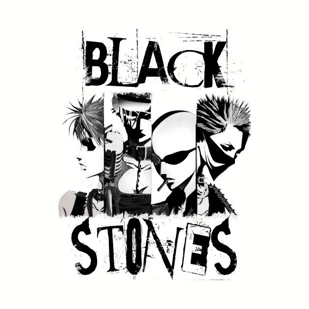 BLACK STONES 2