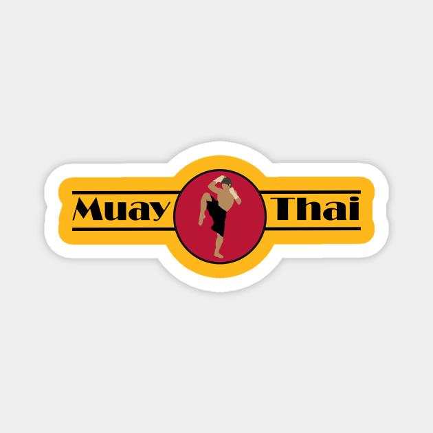 Muay Thai fighter thailand t shirt thai boxing tee