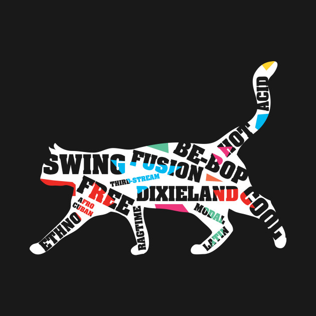 The Funny Jazz Cat