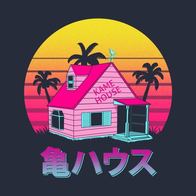 Retro Kame House