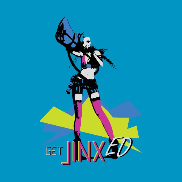 get JINXED!