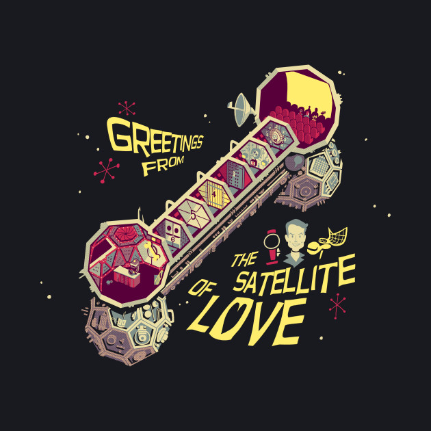 The Satellite of Love