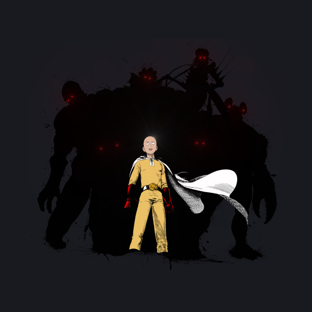 One man, one punch (Colored)