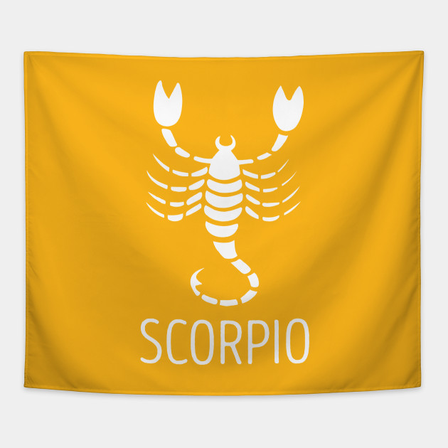 Astrological Zodiac Tee Shirts - Scorpio the Scorpion