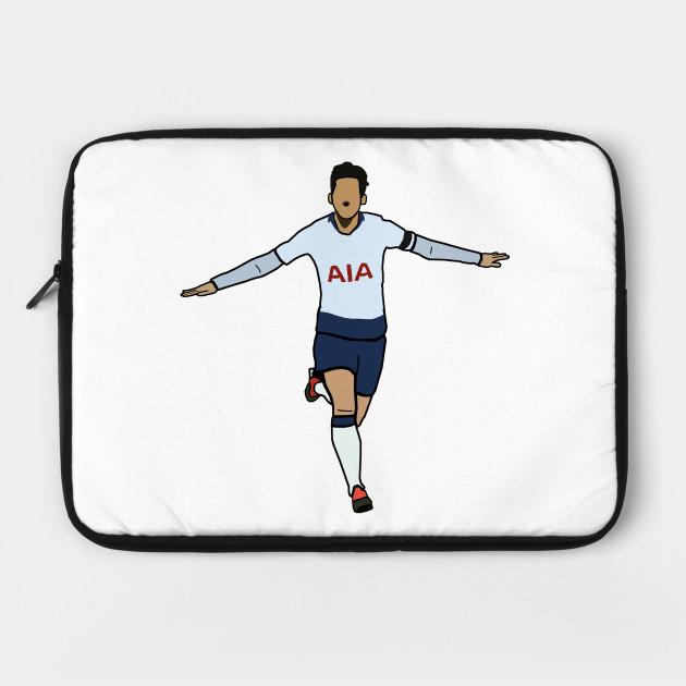 Son Heung Min - Tottenam Spurs Premier League Soccer