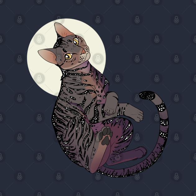 Pet Tabby Cat T-shirt
