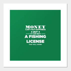 Money can 39 t buy happiness but it can buy a fishing license for How much is a wisconsin fishing license