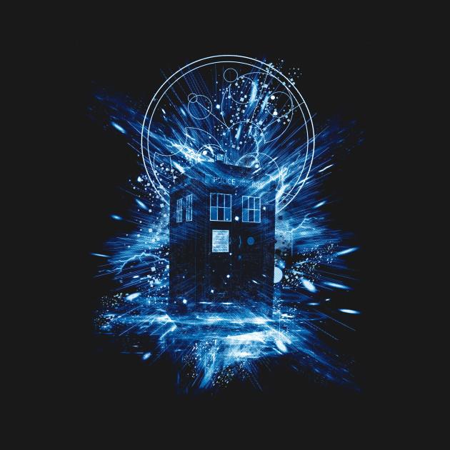 time storm blue version